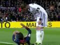 Барселона - Реал. Альба отмахнулся от Серхио Рамоса