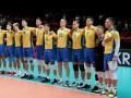 Украина не смогла пробиться в полуфинал чемпионата Европы по волейболу