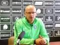 Главный тренер Литвы: У нас есть амбиции, мы можем победить Украину