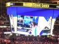 Кличко - Дженнингс: Как Руслана пела гимн Украины перед боем