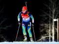 Биатлон: Украинки неудачно стартовали на втором этапе Кубка мира
