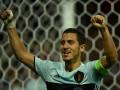 Азар стал лучшим игроком матча Венгрия - Бельгия