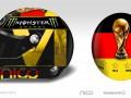 Росберг выступит на Гран-при Германии в шлеме, посвященном бундестим (фото)