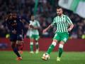 Гамейро на последних минутах спас Валенсию от поражения в матче Кубка Испании