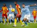 Манчестер Сити - Вест Бромвич 1:1 видео голов и обзор матча чемпионата Англии