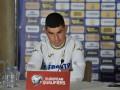 Малиновский: В игре с Сербией хотим порадовать болельщиков, показать хороший футбол