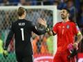 Германия - Италия: Серия послематчевых пенальти
