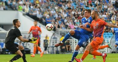 Динамо - Мариуполь 1:1 видео голов и обзор матча чемпионата Украины