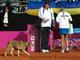 Зрители бываю разные  / Фото sapronov-tennis.org