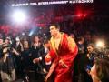 Кличко - Пулев: 3D выход украинского чемпиона на ринг