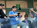 Марадона сошел с ума после гола Месси в ворота Нигерии