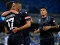 Лацио получил путевку в Лигу чемпионов благодаря вылету Ромы из Лиги Европы