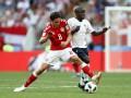Канте – лучший игрок матча Дания – Франция
