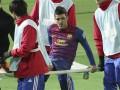 Вилья и Уолкотт смогут восстановиться к Евро-2012