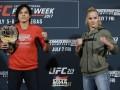 UFC 213: Нуньес оказалась тяжелее Шевченко