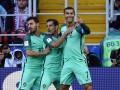 Россия - Португалия 0:1 Видео гола и обзор матча