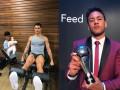 Накаченный Роналду и нарядный Неймар: лучшие инстафото спортсменов недели