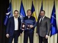 Блохин получил орден Ярослава Мудрого II степени
