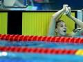Пловчиха из Украины стала мультимедалисткой Юношеской Олимпиады (видео)
