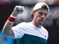 Аргентинский теннисист: Федерер заставляет тебя понять, что ты не умеешь играть