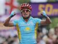 Олимпиада: Велогонщик Александр Винокуров принес золото Казахстану
