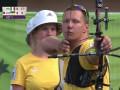 Украинские лучники завоевали бронзовые медали Европейских игр