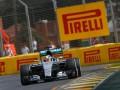 Формула-1: Хэмилтон выиграл первую квалификацию в сезоне