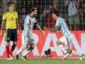 Месси принес победу сборной Аргентине над Колумбией