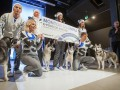 Эстонцы выйдут на церемонию открытия Олимпиады в Сочи с собаками (ФОТО)