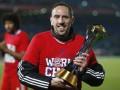 Рибери признан лучшим игроком клубного чемпионата мира (ФОТО)