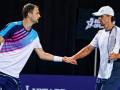 Молчанов и Недовесов прошли в полуфинал парного турнира АТР в Бельгии