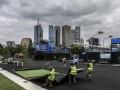 Автомобиль влетел в толпу, убив троих возле кортов Australian Open