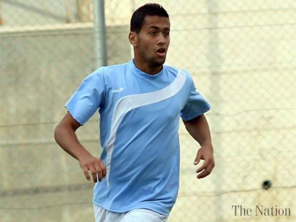 Кусай Имад аль-Хавалда умер на футбольном поле