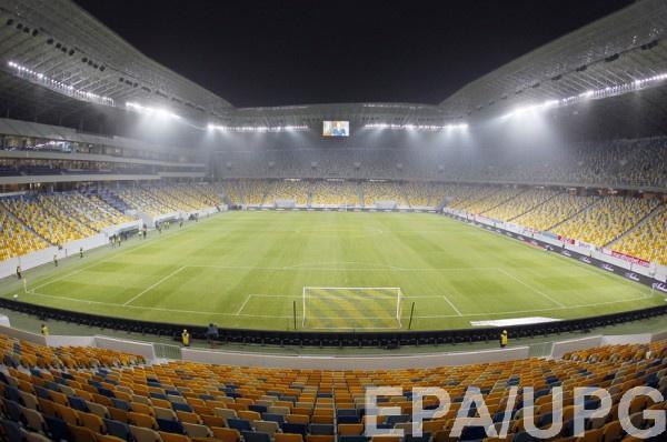 Львов Арена претендует на проведение финала Кубка Украины