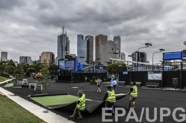 Первая ракетка мира Маррей проиграл Звереву наAustralian Open
