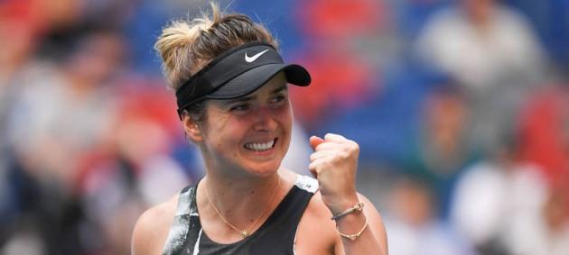 Свитолина выиграла турнир в Страсбурге