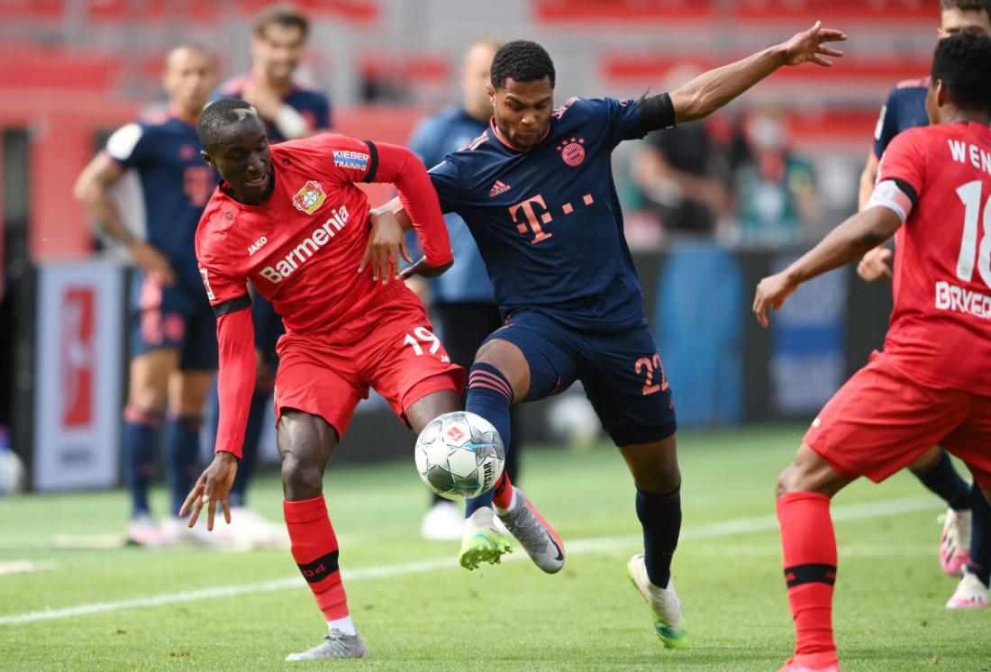 Байер - Бавария: видео голов и обзор матча