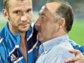 Шевченко: Газзаев - великий тренер. В Динамо ему просто не повезло