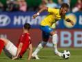 Неймар пристыдил экс-защитника Динамо и всю оборону сборной Австрии вместе с вратарем