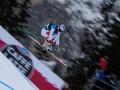 Швейцарский горнолыжник госпитализирован после ужасного падения