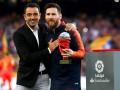Легенда Барселоны вручил Месси награду лучшему игроку Примеры по итогам апреля