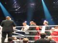 Пьяный болельщик прорвался на ринг перед боем Кличко и Ваха