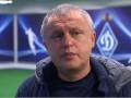 Суркис: Рианчо проделал много работы, но теперь он не является тренером команды