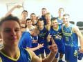 Сборная Украины U-18 вышла в полуфинал Евробаскета