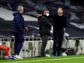 Моуринью и Лэмпард устроили перепалку во время матча Кубка Лиги