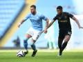 Манчестер Сити дома минимально обыграл Вест Хэм