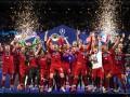 Игрокам Ливерпуля вручили роскошные подарки в честь победы в Лиге чемпионов