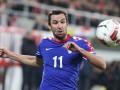 В заявку сборной Хорватии на ЧМ-2014 попало четыре легионера из Украины