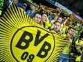 Фанат дортмундской Боруссии пробрался на стадион и голым сыграл в футбол