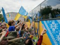 Порошенко попросил Олланда помочь украинцам с визами на Евро-2016